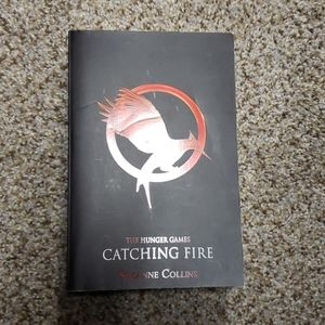 The Hunger Games by Suzanne Collins Catching Fire